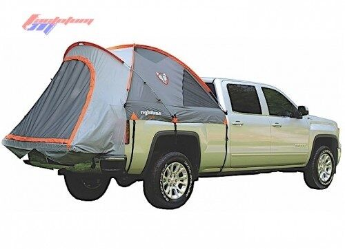 rightline gear 5 39 5 full size short bed truck tent 110750. Black Bedroom Furniture Sets. Home Design Ideas