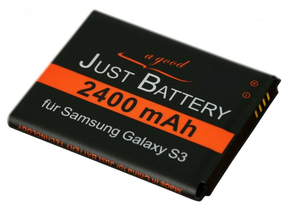 original jubatec battery for samsung galaxy s3 gt i9300 eb. Black Bedroom Furniture Sets. Home Design Ideas