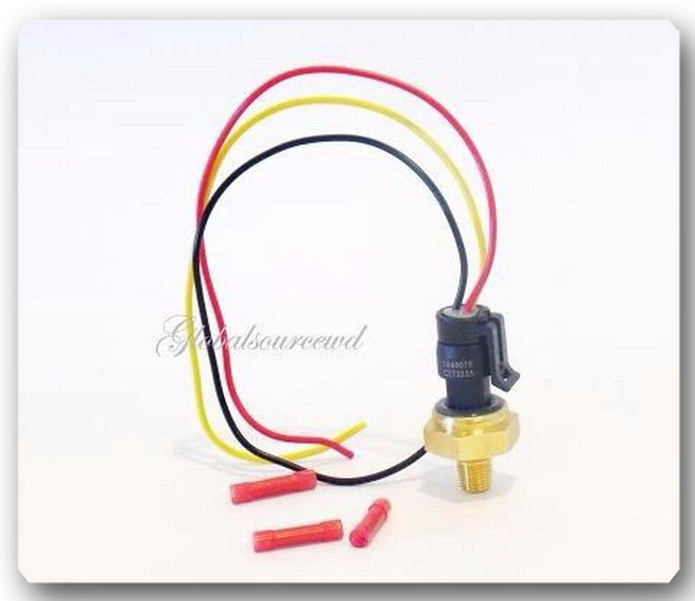Eng Crankcase Pressure Sensor W/Connector For Ford IC