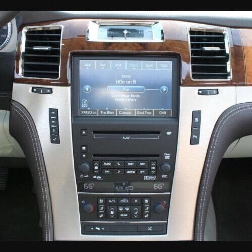 Tree Inside The House Interior Climate Controlled: 2007 Cadillac Escalade EXT ESV Climate Control & Radio