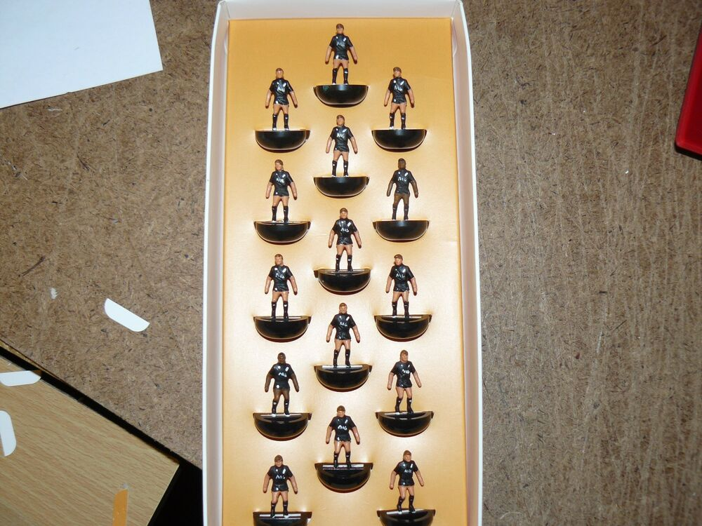 new zealand 2017 18 subbuteo rugby team ebay. Black Bedroom Furniture Sets. Home Design Ideas