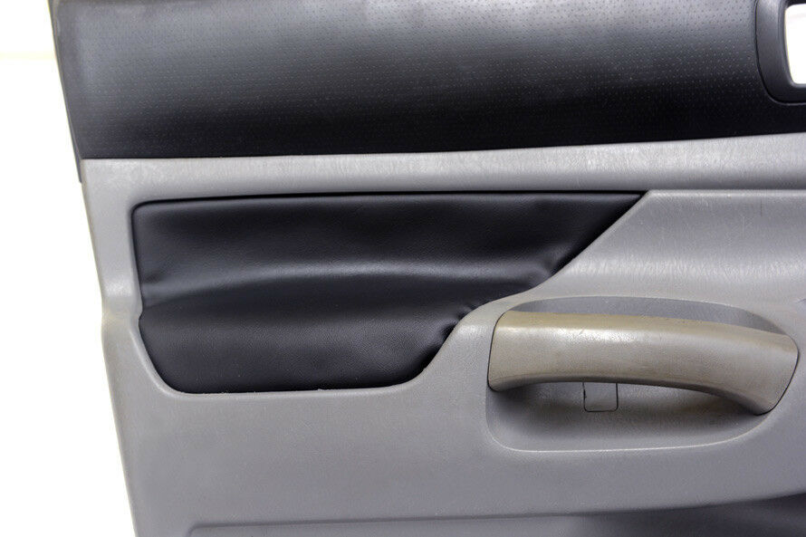 Door panel armrest leather synthetic for toyota tacoma 05 for 05 mustang door panel leather
