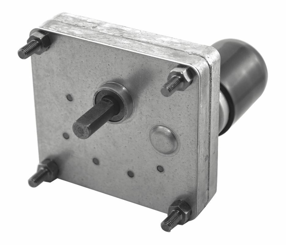 Dayton model 52je48 dc gear motor 3 4 rpm 1 425 hp 12vdc for 4 rpm gear motor