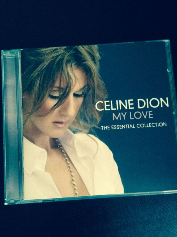 celine dion cd my love essential collection 2009 ebay. Black Bedroom Furniture Sets. Home Design Ideas
