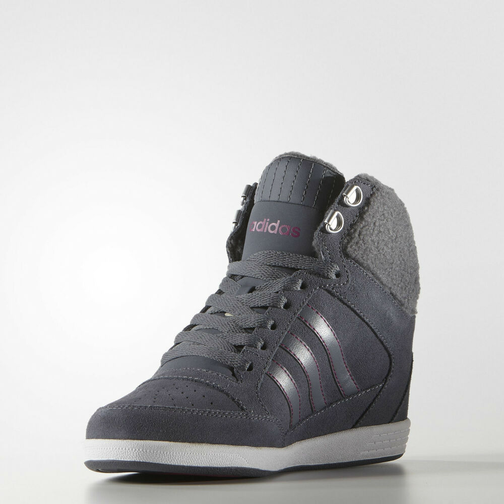 Adidas Neo Super Wedge Shoes
