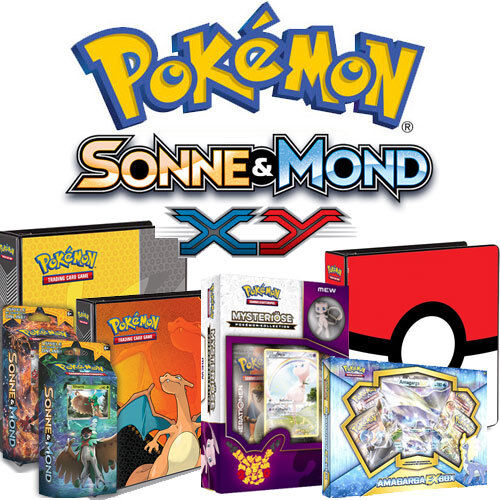 pokemon tin boxen karten sammelalbum ordner und mehr 2016 2017 neu ebay. Black Bedroom Furniture Sets. Home Design Ideas