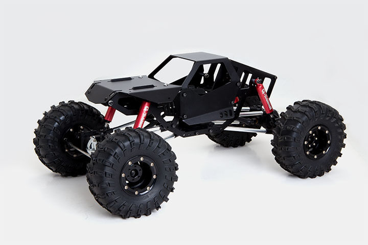 Rock Crawler Chassis : Stealth v rock crawling chassis for r buggy gm