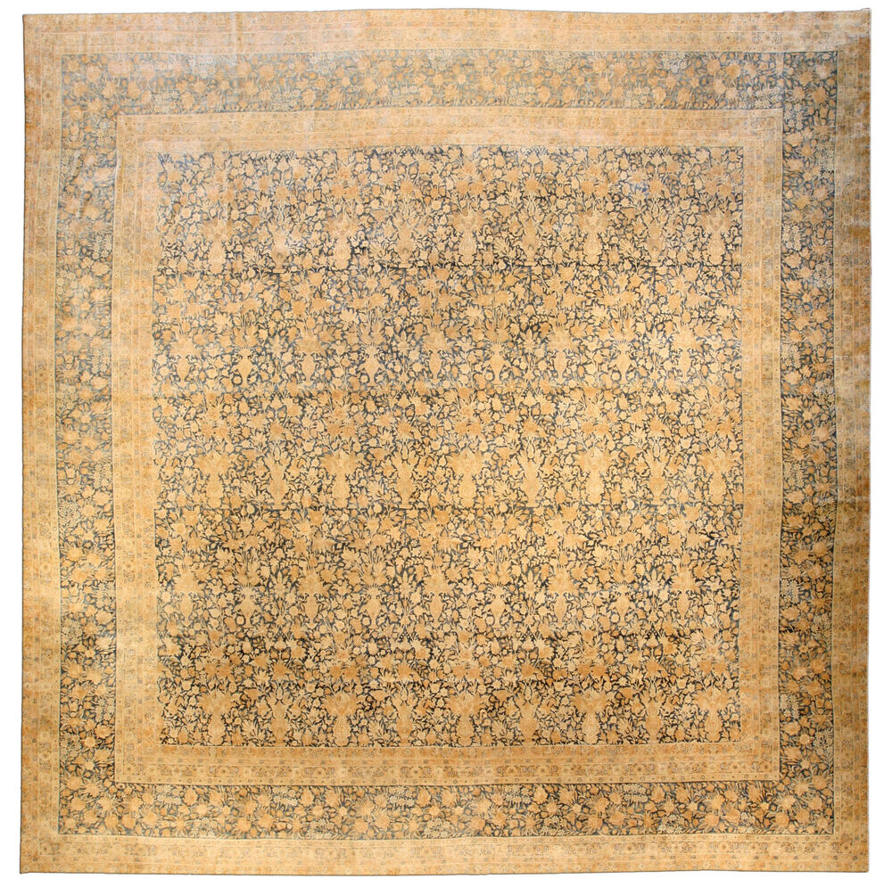 Antique Persian Kirman Rug BB3981