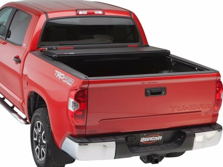 Undercover Flex Tonneau Cover Toyota Tacoma 2016 2017 5 Ft