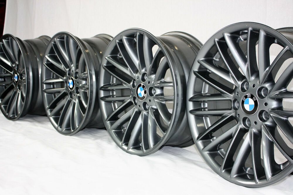 Bmw Genuine 18x8 Bbs 94 Oem Wheels E65 E46 E90 F10 E60
