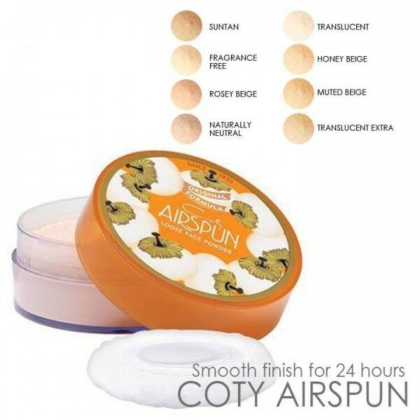 Coty Airspun Naturally Neutral Vs Translucent