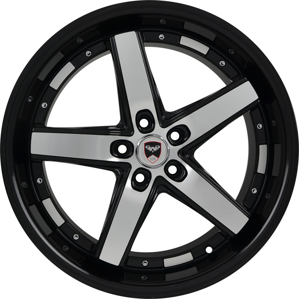 4 gwg wheels 20 inch black machined drift rims fits toyota. Black Bedroom Furniture Sets. Home Design Ideas