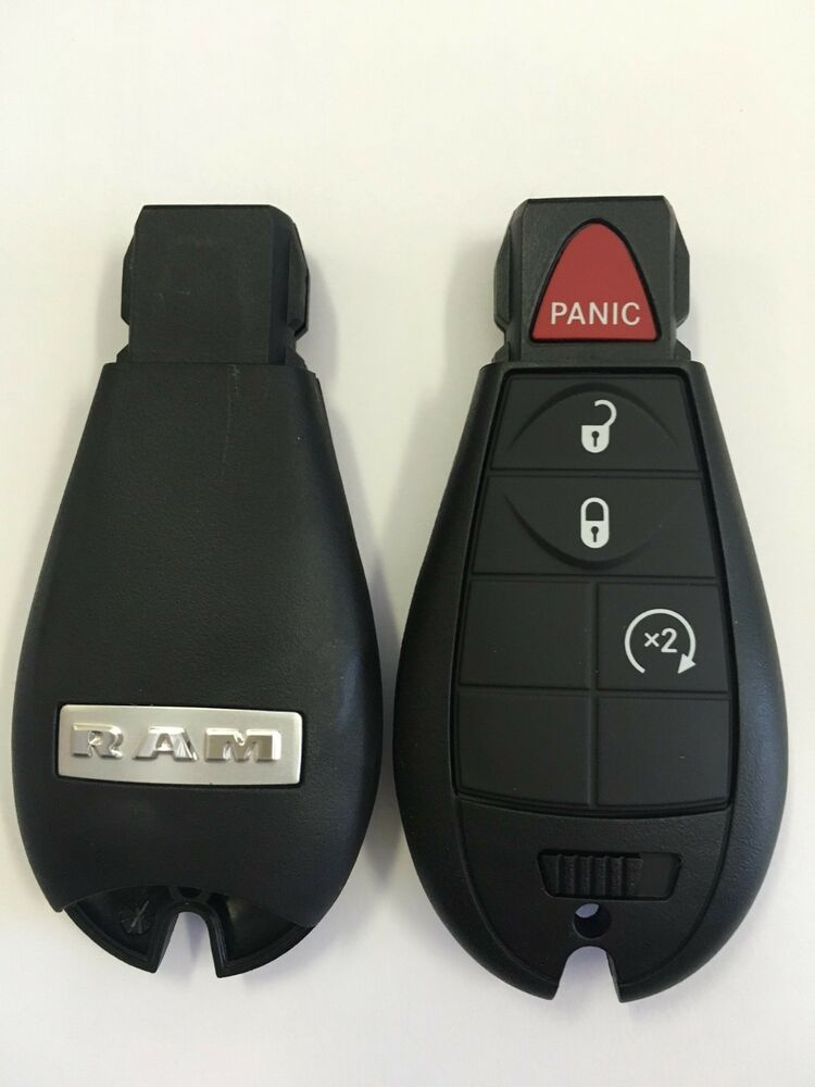 2013 2014 2015 2016 2017 2018 DODGE RAM 1500 2500 3500 KEY FOB OEM MOPAR NEW | eBay
