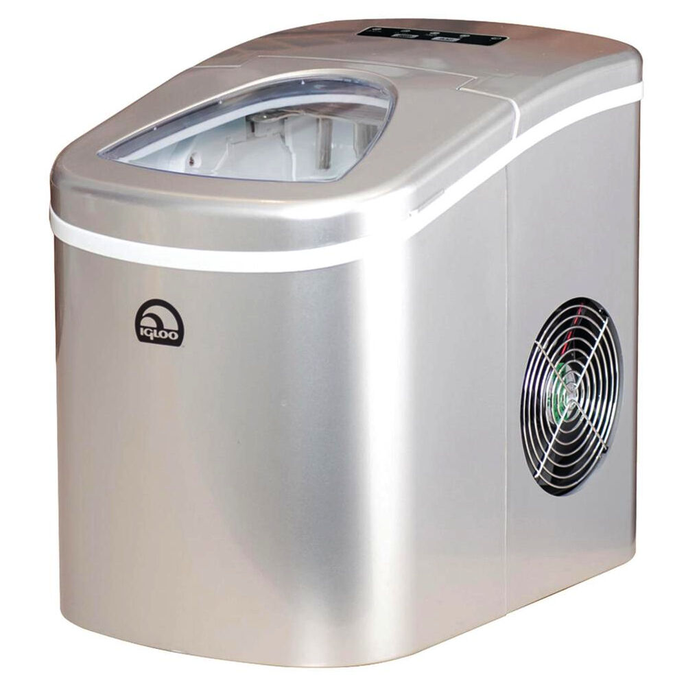 Ice Maker Igloo Compact Portable Countertop Ice Cube