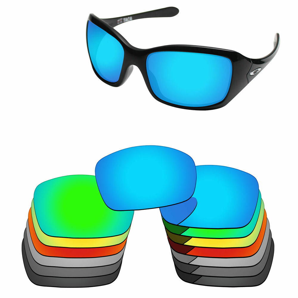 aef9aa39d28 Details about PapaViva Polarized Replacement Lens For-Oakley Ravishing  Sunglass Multi-Options