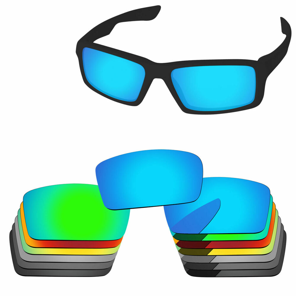 74d133ac12 PapaViva Polarized Replacement Lenses For-Oakley Twitch Sunglass Multi -  Options