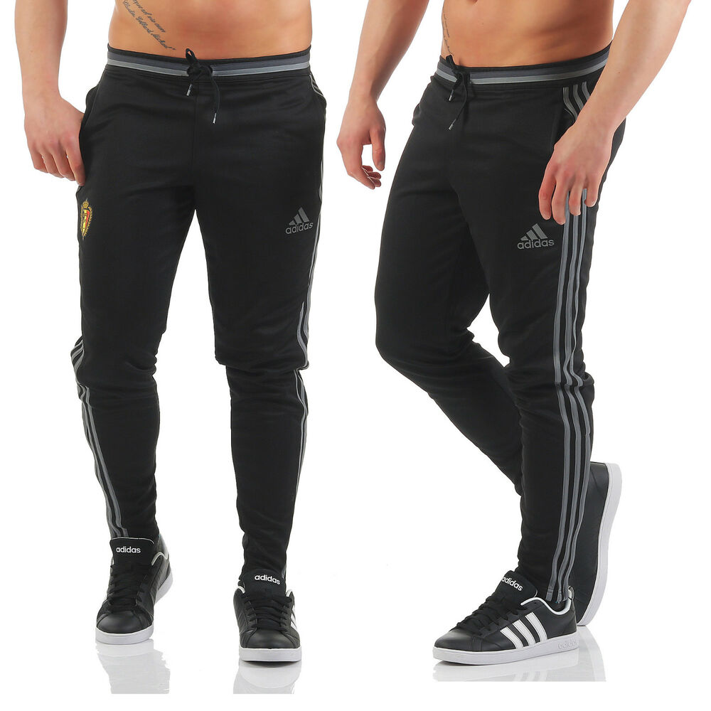 adidas herren 3s hose belgien pant trainingshose. Black Bedroom Furniture Sets. Home Design Ideas
