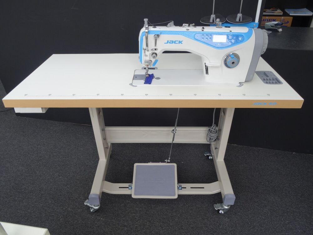 Jack A40 S Industrial Fully Automatic Underbed Trimmer Sewing Machine Inspiration Sewing Machine Jack