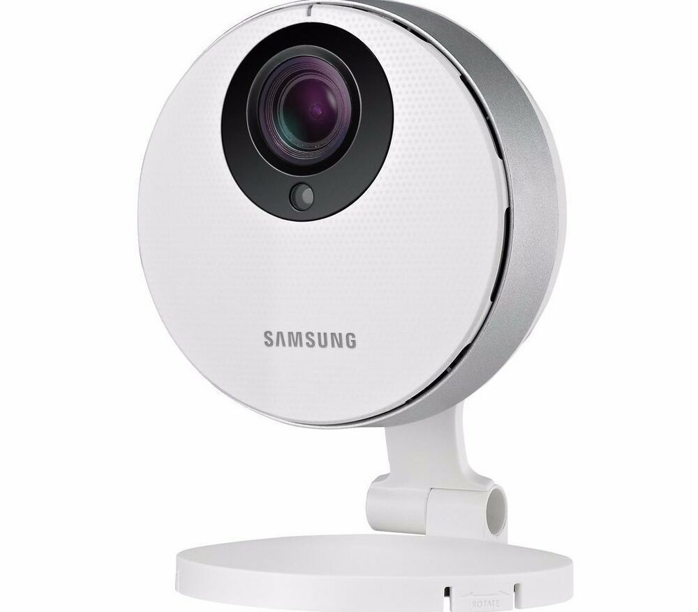 samsung snh p6410bn smartcam pro full hd 1080p wireless wifi ip security camera ebay. Black Bedroom Furniture Sets. Home Design Ideas