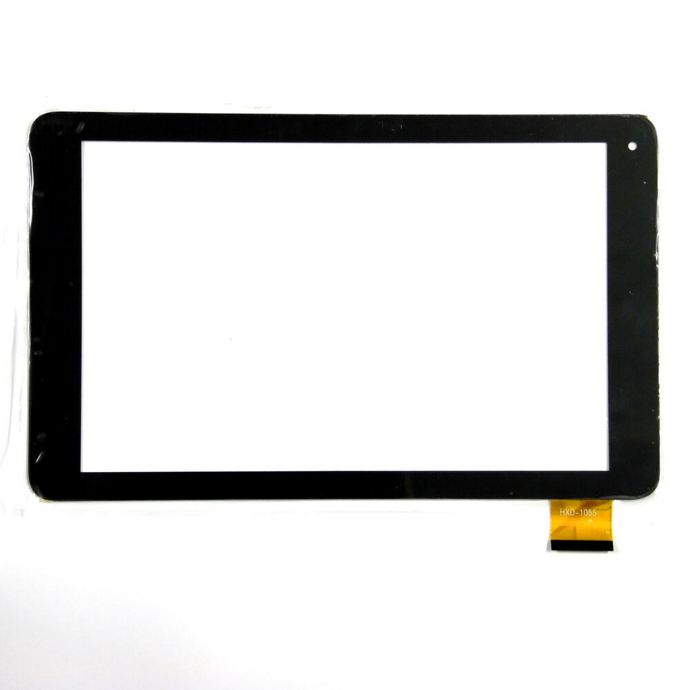 "Hannapree Logo: 10"" INCH REPLACEMENT TOUCH SCREEN DIGITIZER FOR ALBA 10"