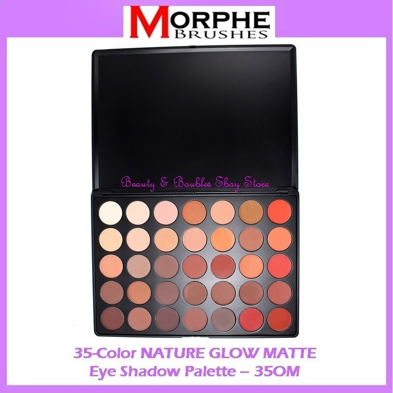Color Matte Nature Glow Eyeshadow Palette
