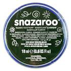 18ml Classic SNAZAROO Face & Body Paint Make Up Colours Professional Fancy Dress