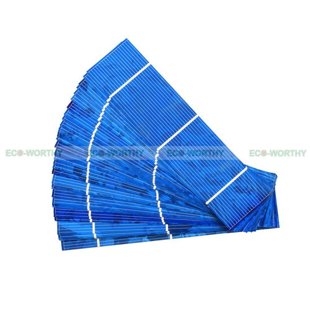20pcs 156x39mm Pv Solar Cell Photovoltaic For 20w Solar