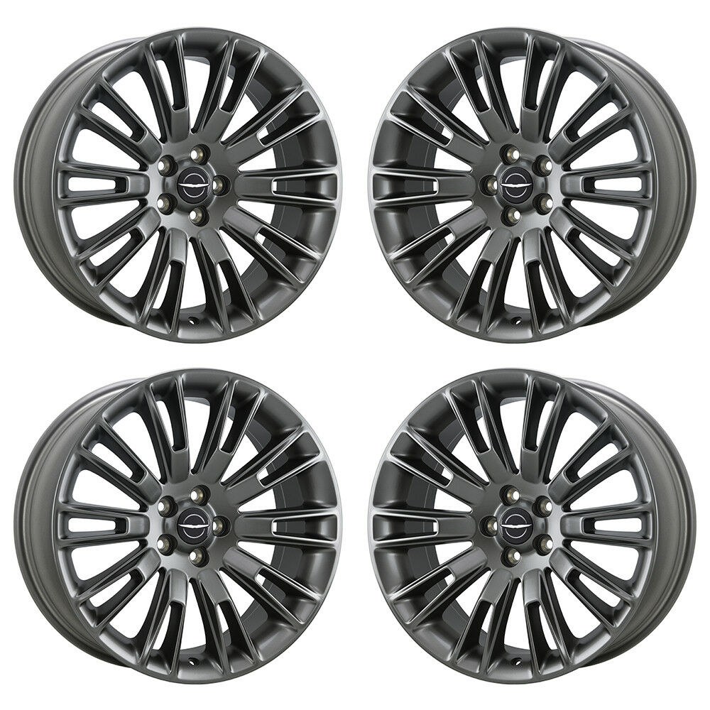 "20"" CHRYSLER 300 JOHN VARVATOS WHEELS RIMS FACTORY OEM"
