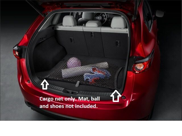 2017 2018 mazda cx 5 cargo net 00008kr31 ebay. Black Bedroom Furniture Sets. Home Design Ideas