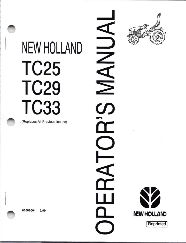 tc40 new holland parts wiring diagram and fuse box
