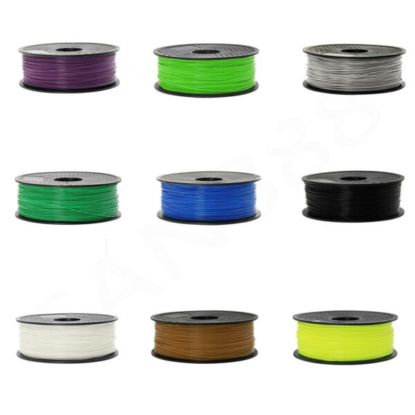 Filament stampante 3D PLA 1,75mm millimetri 1kg FDM multiplo colori IT