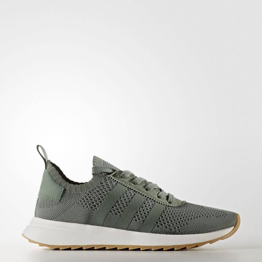 78061bec8601 Details about ADIDAS WMNS PRIMEKNIT FLASHBACK SHOES GREEN BY2798 US WOMENS  SZ 5-11 kanye