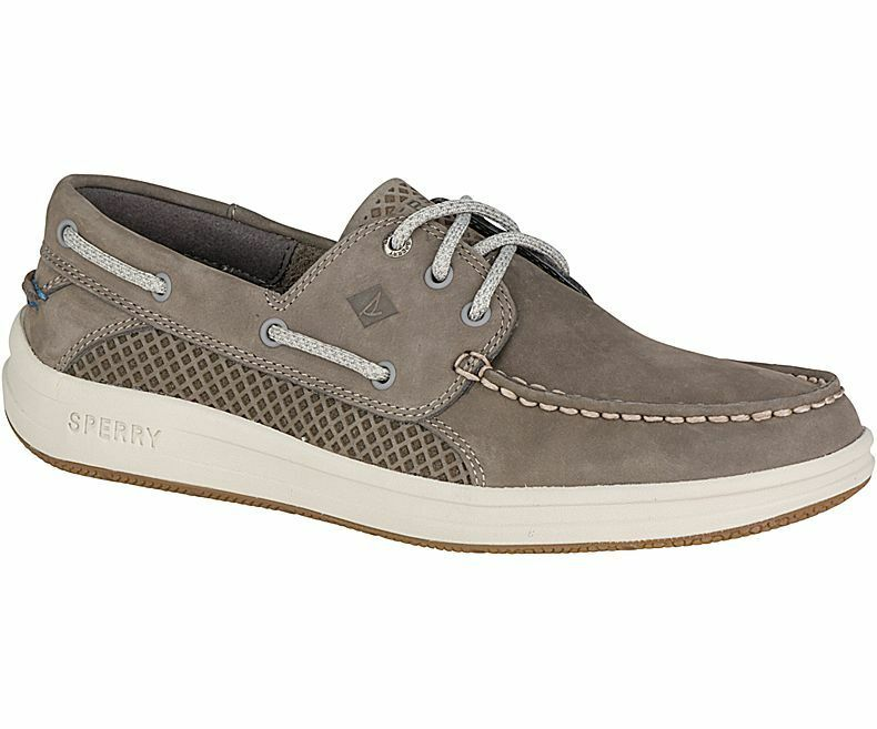 Grey Boaty Shoes Mens
