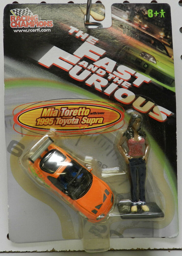 RACING CHAMPIONS THE FAST AND FURIOUS MIA 1995 TOYOTA ...