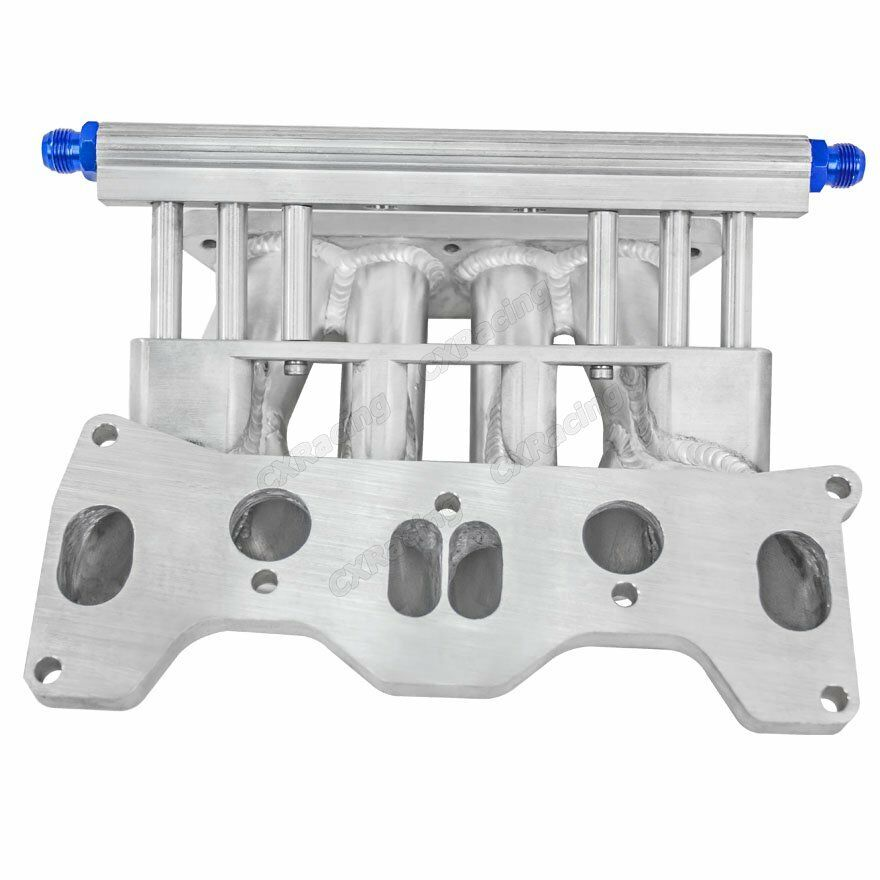 13b Rew Vs 20b: CXRacing Intake Manifold For RX7 Turbo 2 FC 13B 6 Ports