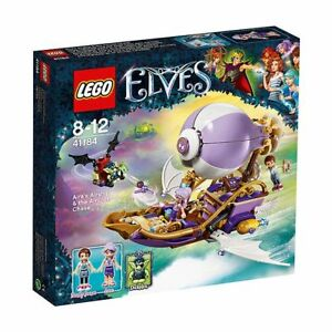 LEGO Elves Aira's Airship & The Amulet Chase 41184 Age: 8-12