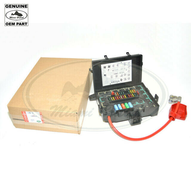 Land Rover Fuse Box Fusebox Relay Range 95