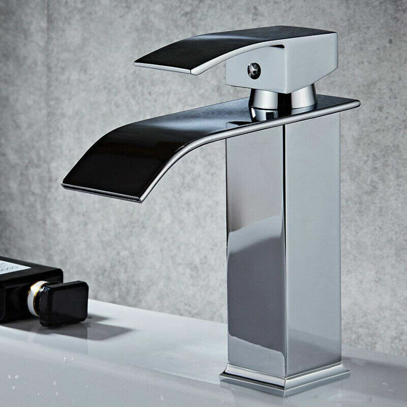 MYHB 360° Swivel Spout Bathroom Vessel Sink Faucet Brass Single ...