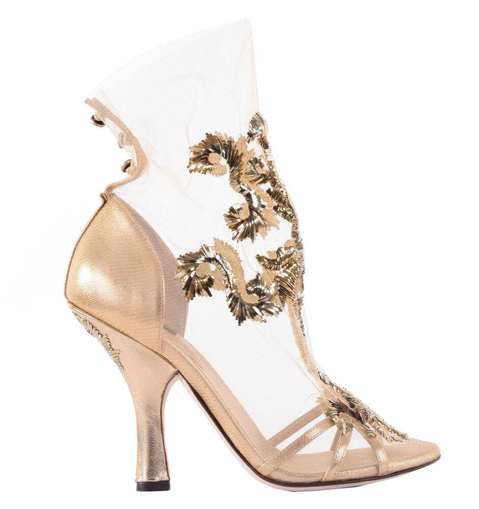 Dolce And Gabbana Womens Shoes Ebay