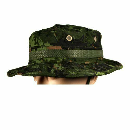Details about New Green CADPAT Digital Camo Tactical Combat Military Boonie  Hat 92cf165c015