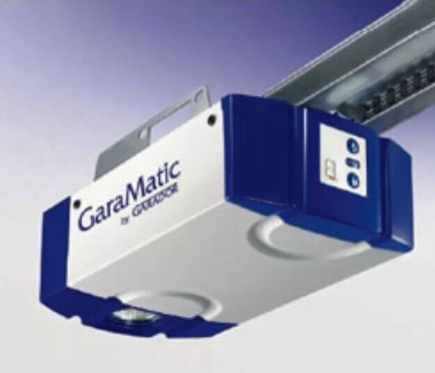 Garador garamatic 20 electric garage door operator opener for Electric motor garage door opener