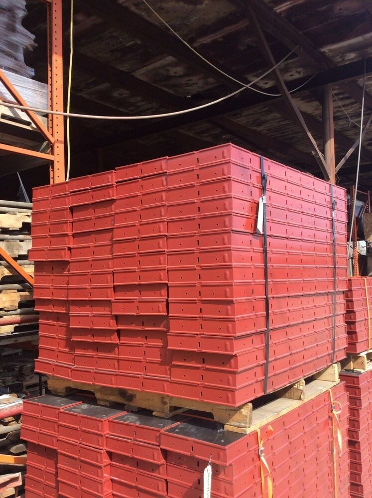 Steel Concrete Forms : New symons concrete wall forms steel ply quot