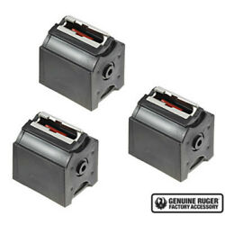 Kyпить Ruger BX-1 10/22 Rotary Magazine 10 Round .22 LR Mag Value 3 Pack-90451 на еВаy.соm