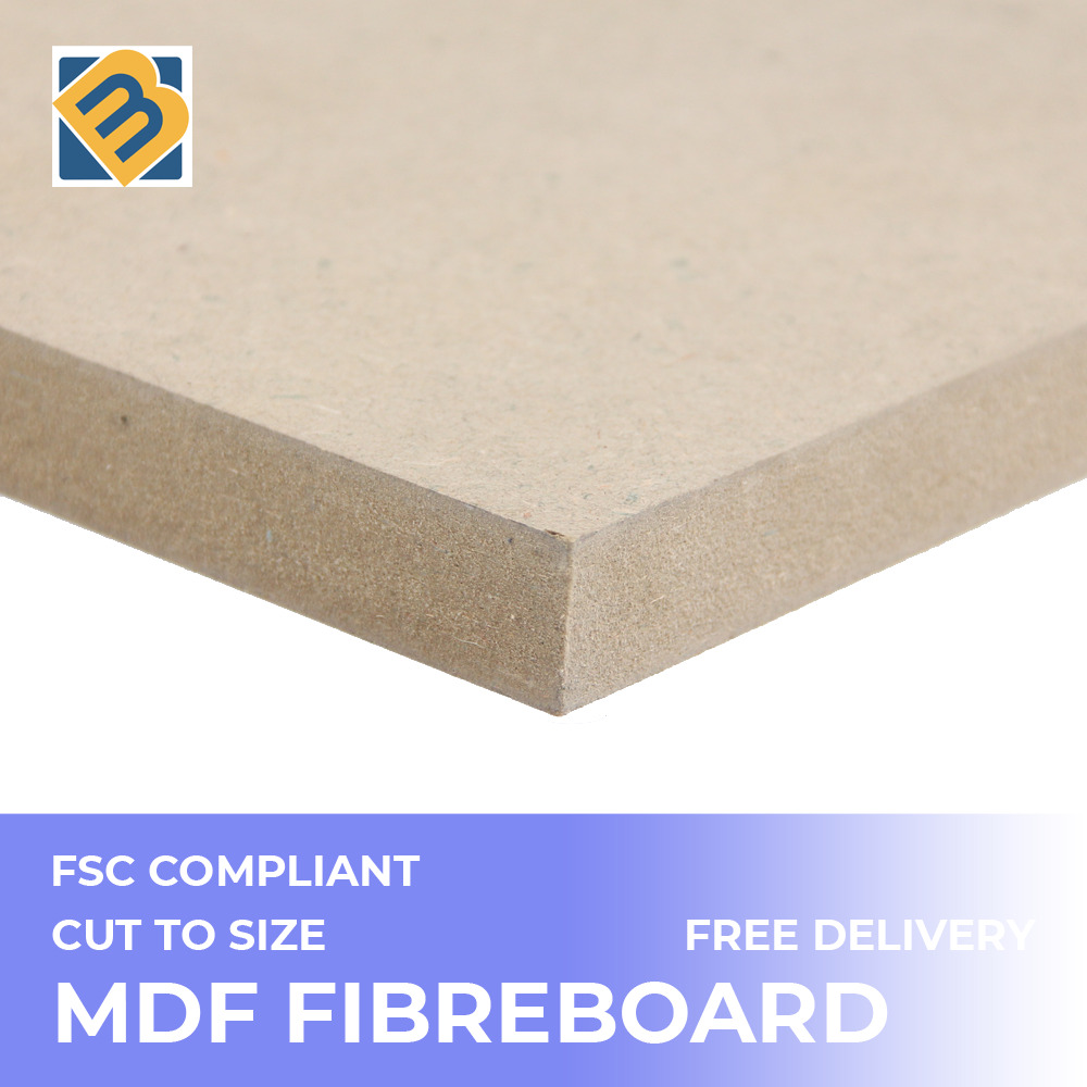 Mdf medium density fibreboard board sheets large