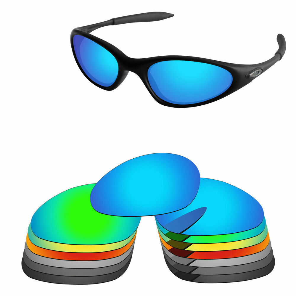 9be6a111495 Details about PapaViva Polarized Replacement Lenses For-Oakley Minute 1.0  Sunglasses - Opt
