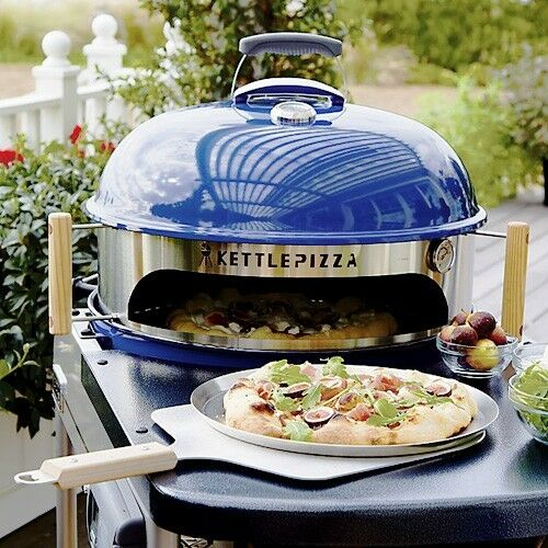 Pizza Oven Outdoor Wood Fired Burning Bread Portable
