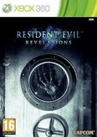 RESIDENT EVIL REVELATIONS XBOX 360 GAME - BRAND NEW AND SEALED PAL UK
