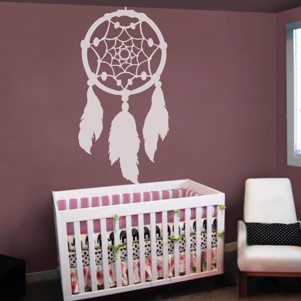 Dream Catcher Wall Sticker Inspired Vinyl Child Kid ...