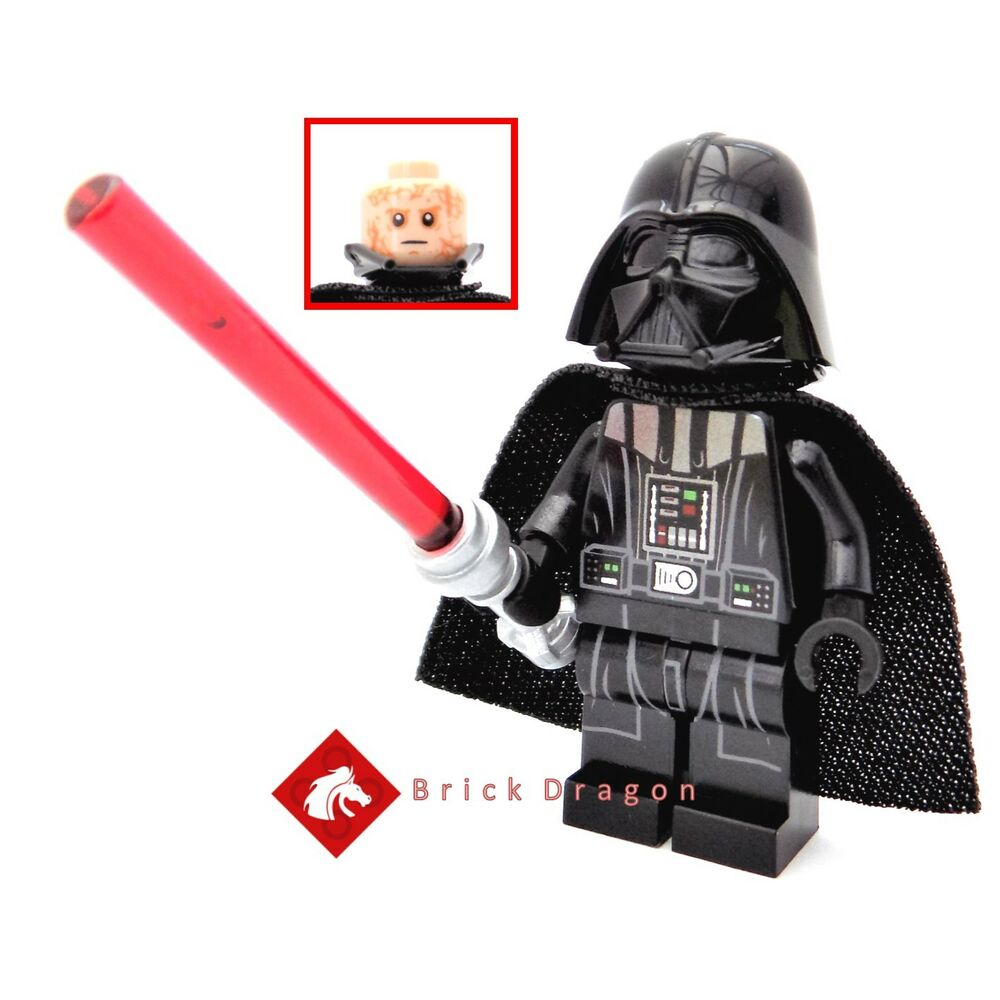 lego star wars darth vader new genuine lego from set 75183 ebay. Black Bedroom Furniture Sets. Home Design Ideas