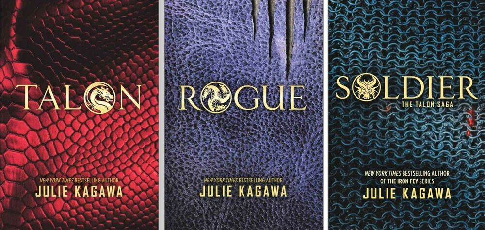 Image result for julie kagawa talon series